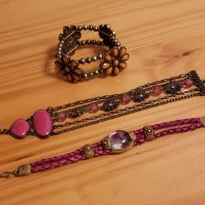 3 Bracelets perfect for summer!